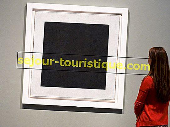 Sejarah Lukisan: 'The Black Square' oleh Malevich
