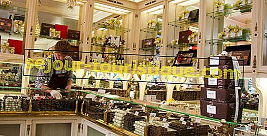 Die 10 berühmtesten Chocolatiers in Belgien