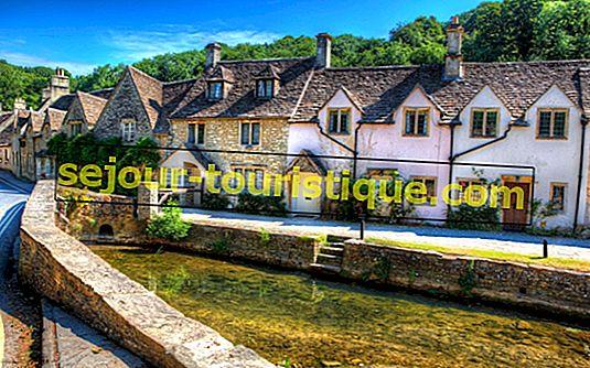 De 10 mooiste dorpen in het VK