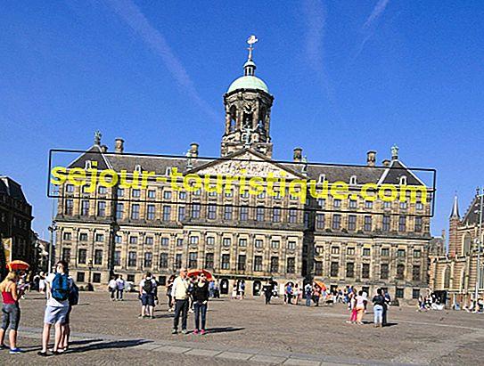 20 Sehenswürdigkeiten in Amsterdam, die man gesehen haben muss