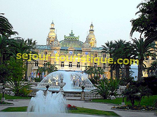 Hướng dẫn cần thiết cho sòng bạc Monte-Carlo của Monaco