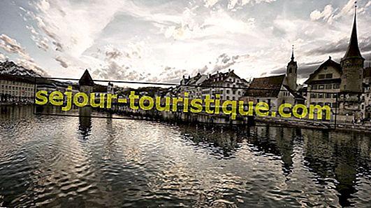 誰もがスイスのルツェルンを訪れるべき12の理由