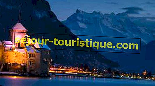 Die Top 10 Dinge zu sehen und zu tun in Montreux, Schweiz