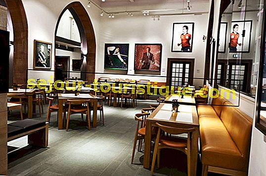 Kafe dan Toko Kopi Terbaik di Edinburgh