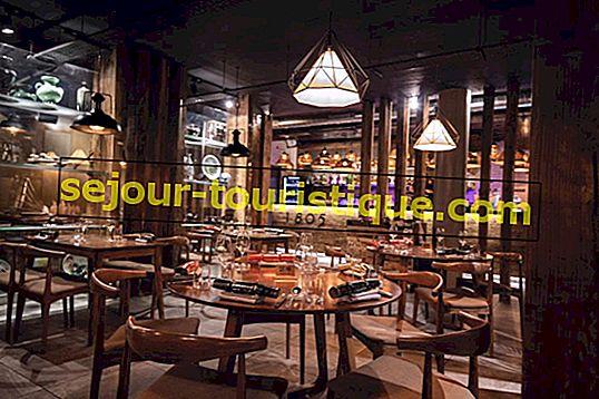 Les meilleurs restaurants à Bournemouth, Angleterre