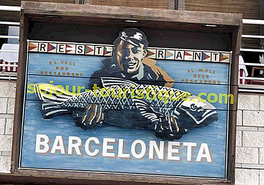 7 nhà hàng tốt nhất ở La Barceloneta, Barcelona