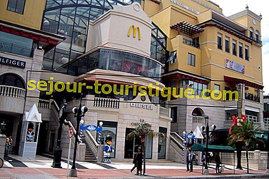 Les centres commerciaux les meilleurs et les plus exclusifs de Rome