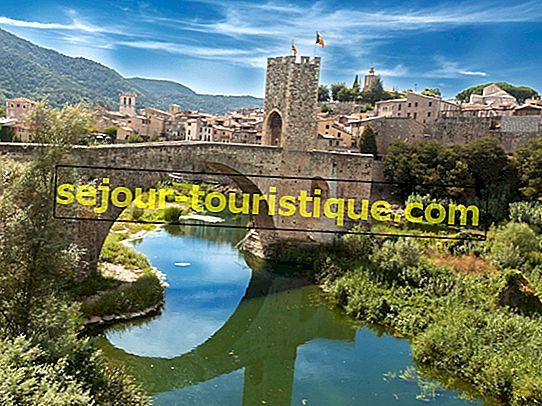 10 thị trấn đẹp nhất Tây Ban Nha