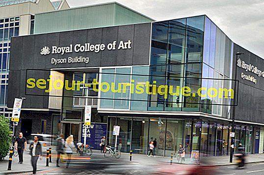 Un guide des meilleurs collèges d'art de Londres