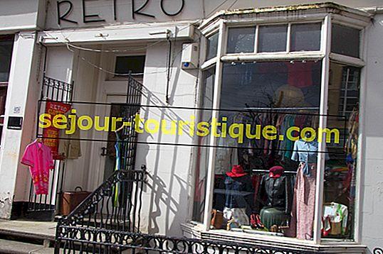 Die besten Vintage-Geschäfte in Glasgow