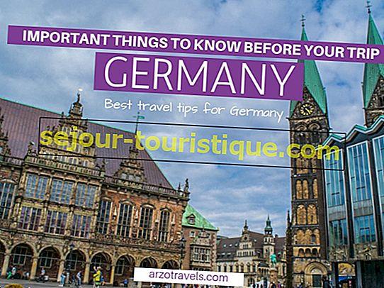 13 choses à savoir avant de visiter l'Allemagne