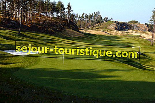 10 fantastische golfbanen om te spelen in de buurt van en in Edinburgh