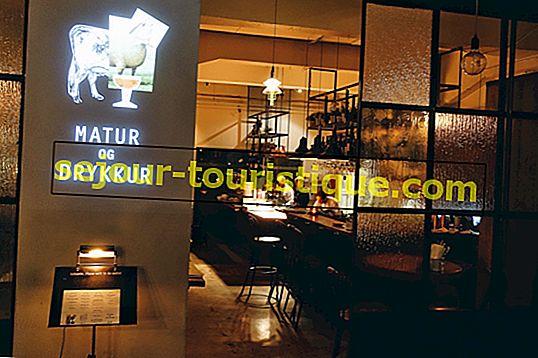 Khám phá những nhà hàng tốt nhất ở Reykjavik