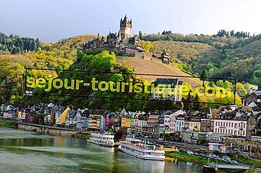 10 điều cần xem và làm hàng đầu ở Thung lũng Moselle