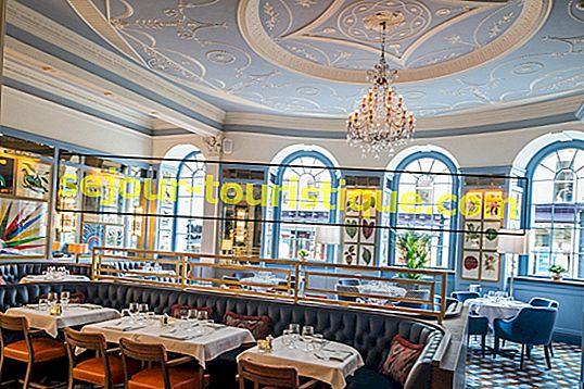 10 Restoran Terbaik Di Bath, UK