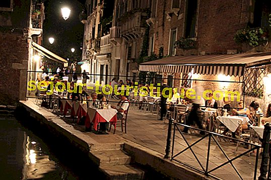 Les 10 meilleurs restaurants à Venise, Italie