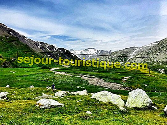 Jalur Lintas Alam Terbaik di Ticino, Swiss