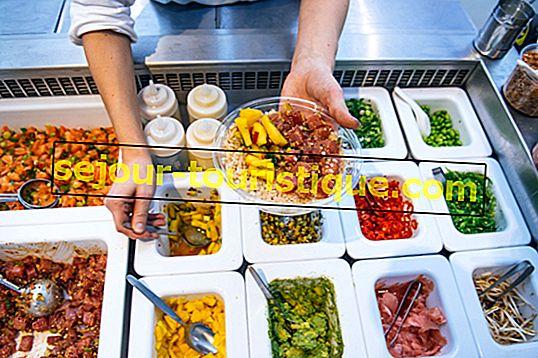 Les meilleurs restaurants Poké à Londres