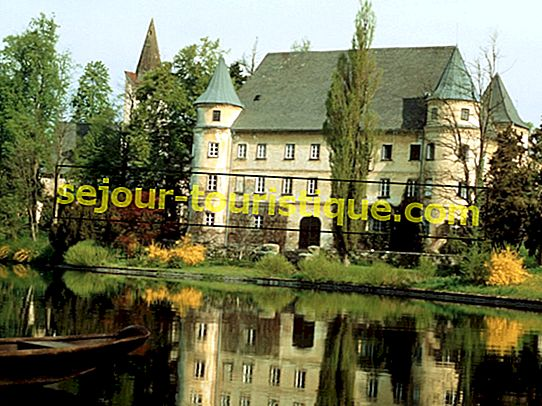 Les 10 plus beaux châteaux d'Autriche