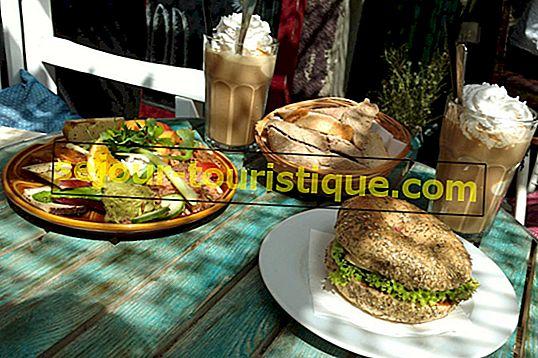 Plant-Based Paradise: les meilleurs restaurants végétariens et végétaliens de Berlin