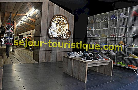 Les magasins de sneakers les plus cool de Londres