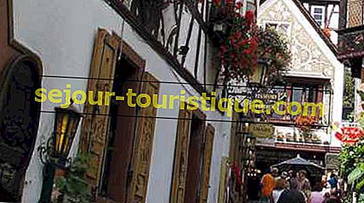 10 Perkara Terbaik Untuk Lihat Dan Lakukan Di Rüdesheim Am Rhein, Jerman