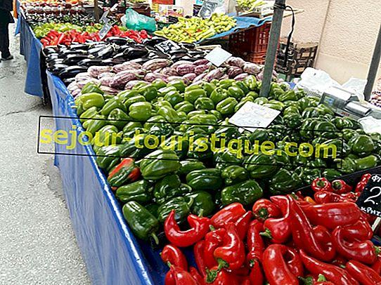 Meneroka Pasaran Vibrant Athens
