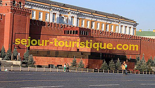 Panduan Mengunjungi Makam Lenin