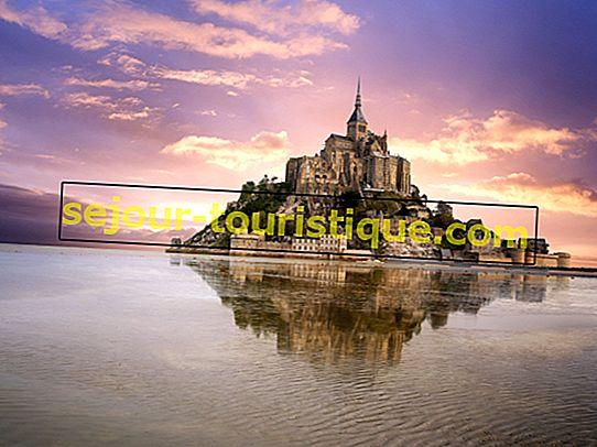 Tempat Paling Cantik untuk Lawatan di Perancis