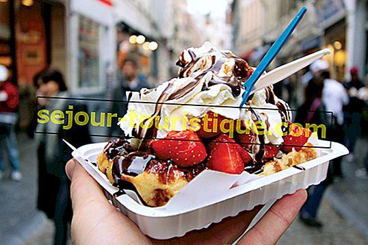 Wo man die beste belgische Schokolade in Brüssel bekommt