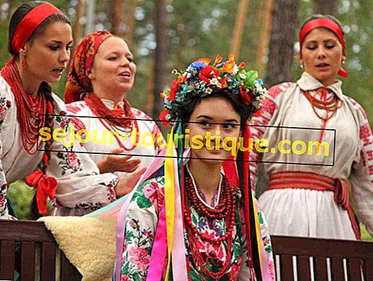 Panduan Lengkap untuk Pakaian Tradisional Ukraina