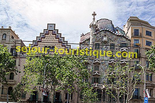 Top 10 Dinge zu sehen und zu tun in Passeig de Gracià, Barcelona