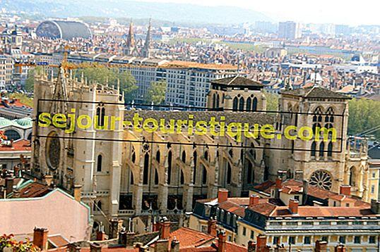De top 10 dingen om te zien en te doen in Lyon