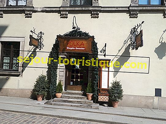 Restoran Tempatan Terbaik di Warsaw, Poland