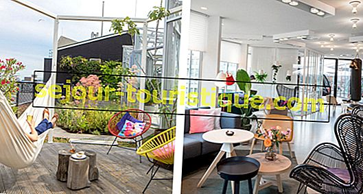 9 Hotel Butik Terbaik di Amsterdam