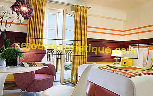 โรงแรมที่ดีที่สุด 10 แห่งในเซนต์โตรเปซ์ฝรั่งเศส