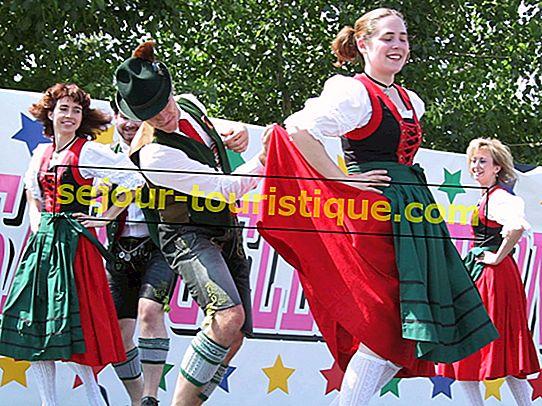 Tarian Rakyat Tradisional Jerman yang Harus Anda Ketahui