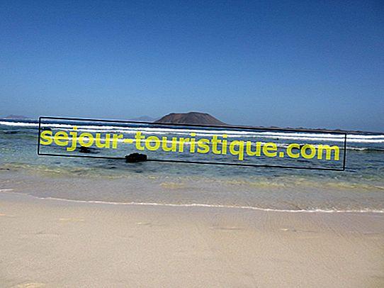 Les 10 plus belles plages de Fuerteventura