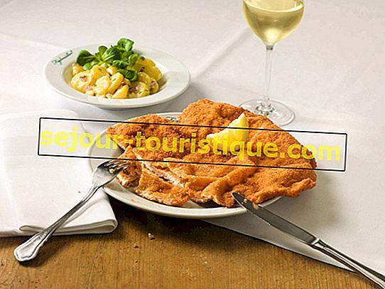 Tempat Terbaik Wina untuk Wiener Schnitzel