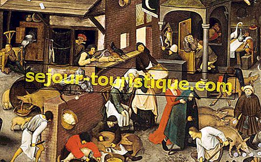 11 Lukisan Paling Cantik Oleh Pieter Bruegel The Elder