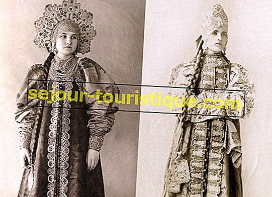 Panduan Ringkas untuk Pakaian Rusia Tradisional