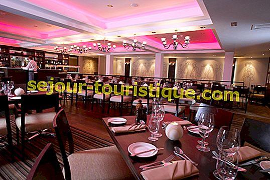 10 Restoran Terbaik Di Lancaster, Inggris