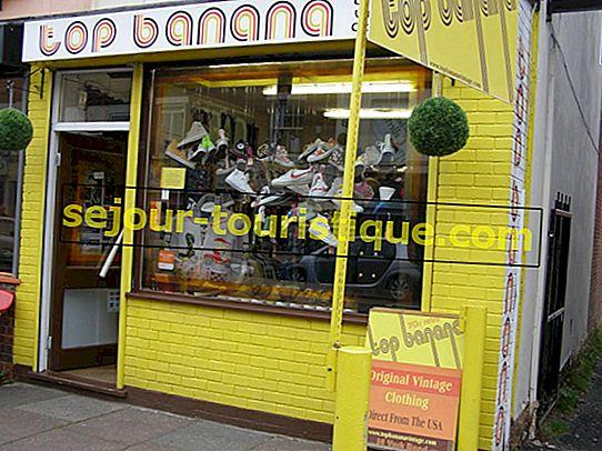 Kedai Vintage Terbaik di Birmingham, UK