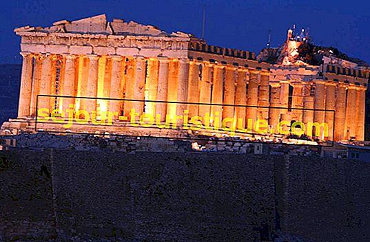 Những ngôi đền đẹp nhất ở Hy Lạp