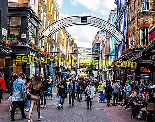 Les meilleures choses à faire à Soho, Londres