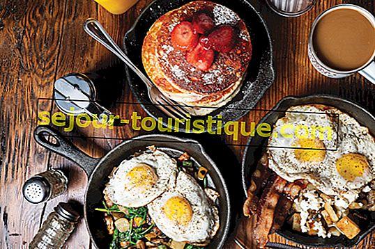 Les 10 meilleurs endroits pour le brunch et le petit déjeuner tardif à Savannah