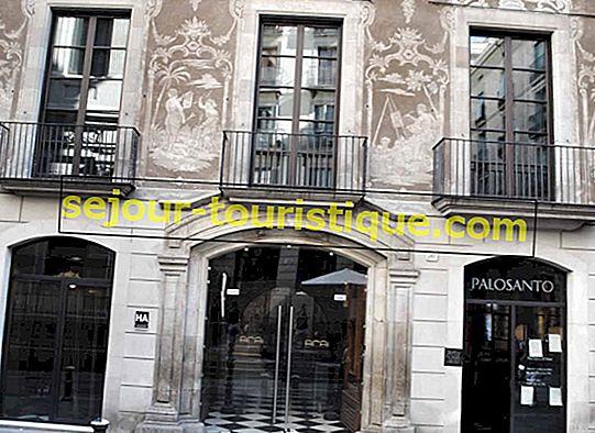 Les 13 meilleurs hôtels de charme à Barcelone