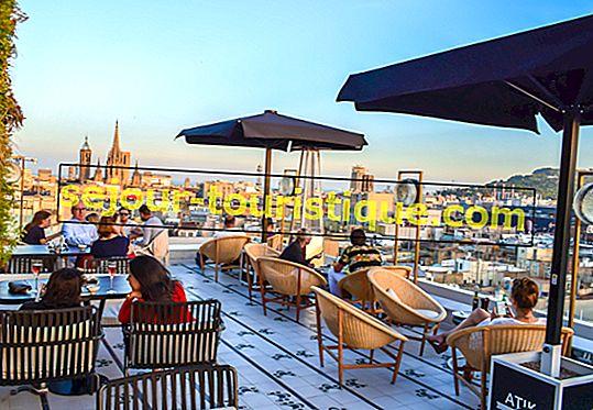 12 สุดยอดโรงแรมหรูในบาร์เซโลนา