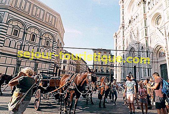 10 Tur Jalan Kaki Terbaik di Florence