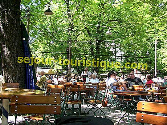 Les 10 meilleures halles à bière et jardins à bière de Munich